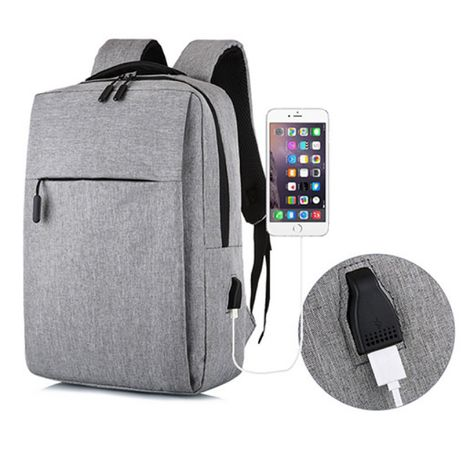 рюкзак, сумка для ноутбука, планшета с usb-разъемом
