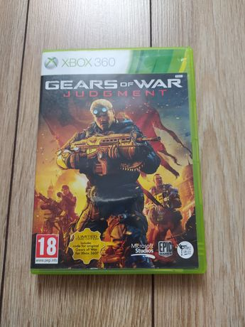 Xbox 360 gra Gears of War Judgment