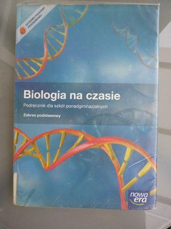 Biologia na czasie Podręcznik