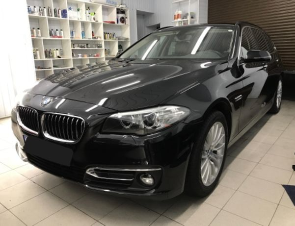 BMW 520 X Drive Luxury 2014