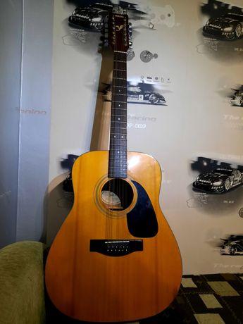 Двенадцатиструнная гитара Yamaha FG-412-12
