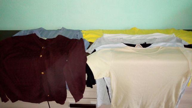Ubrania dla starszej pani xxxl