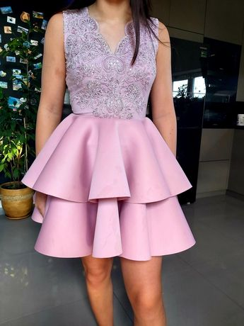Sukienka nowa z matką rozmiar 36 cena 269 zł sprzedaję za 150