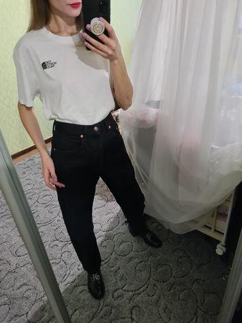 Винтажные джинсы, джинси мом, момы высокая посадка levis
