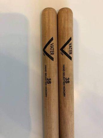 Pałki, perkusja, Vater 3S, hickory
