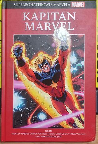 Superbohaterowie Marvela - Tom 10 - Kapitan Marvel