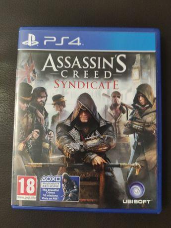 Assassin's Creed Syndicate PL PS4 sprzedaż lub zamiana