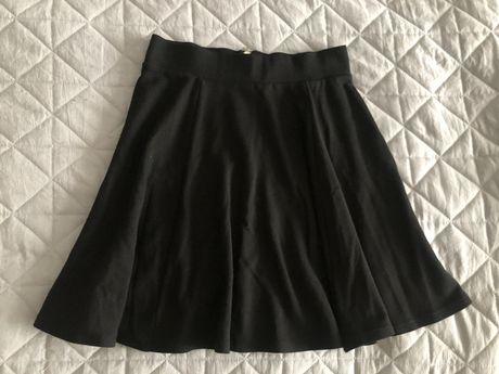 Czarna spódniczka H&M