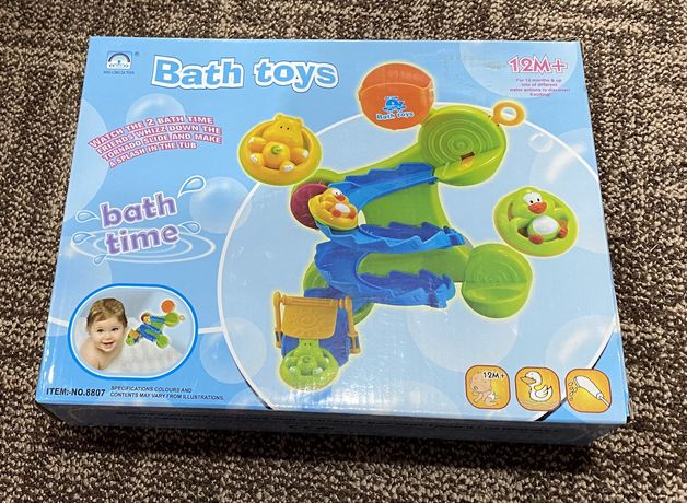 Іграшка для ванни ( Bath toys) 12+