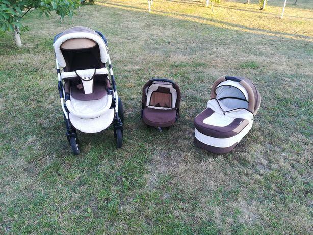 Wózek Baby Merc Q9 3w1