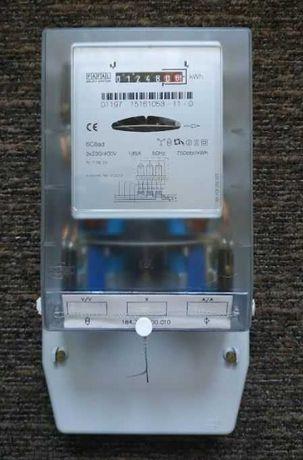 Licznik prądu 3 fazowy PAFAL 6C8ad