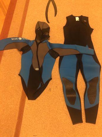 Продам новый гидрокостюм aqualung