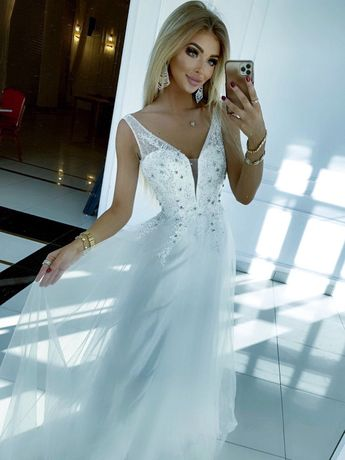 Suknia Michalina Pretty woman 38