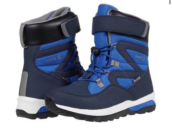 Продам зимние детские ботинки Kamik