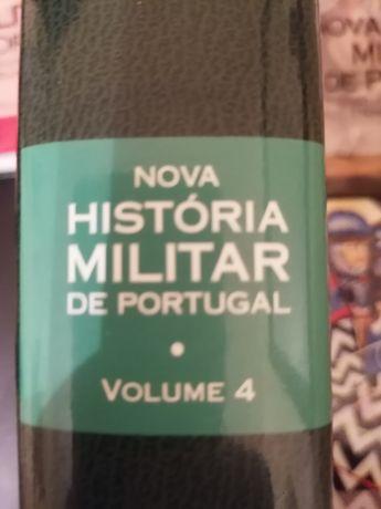 Coleção Nova história militar de Portugal, 5 volumes Círculo Leitores