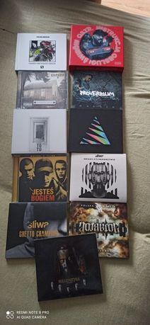Hip-Hop, rap, płyty CD