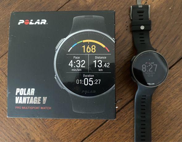 Polar Vantage V - GPS