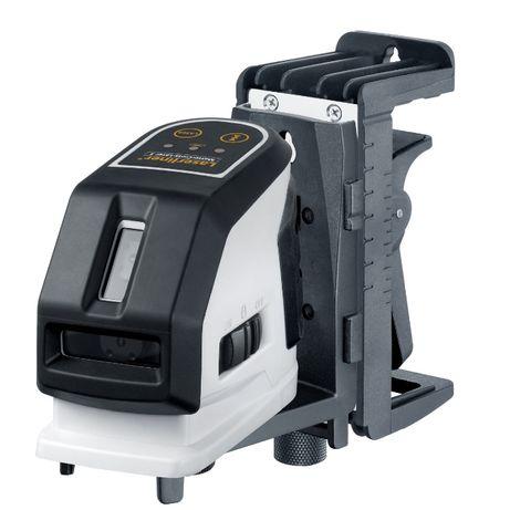 Nível Laser de cruz auto-nivelamento 2 linhas LaserLiner MasterCross