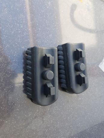 Peseiras / pousa pés para BMW F650  F700 e F800 GS