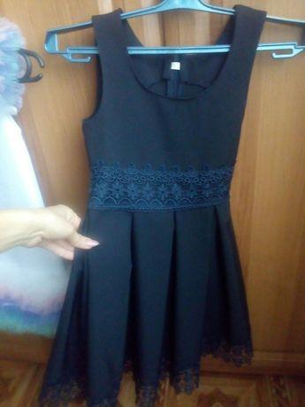 Школьное платье 122,юбка