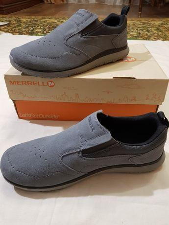 Слипоны Merrell размер 41-42 туфли мокасины кроссовки