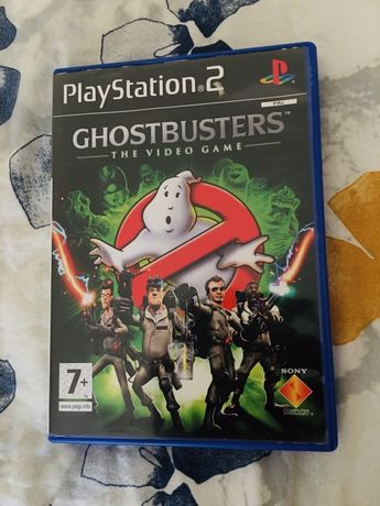 Ghostbusters The Video Game PS2
