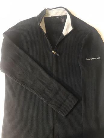Sweter DKNY jeans rozpinany męski