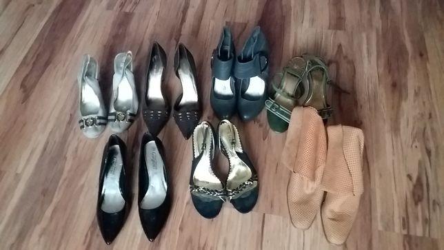 Szpilki buty r 39 za czekoladę