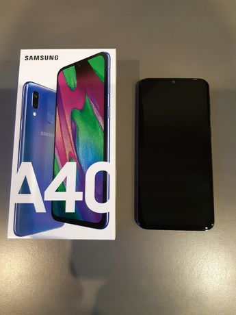 Samsung Galaxy A40 Gwarancja