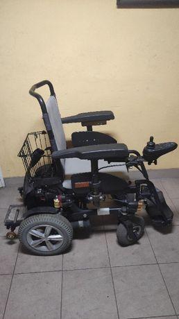 Wózek elektryczny inwalidzki. SUPER STAN