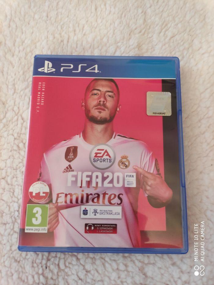 Gra fifa 20 PS4 Igła Mosina - image 1