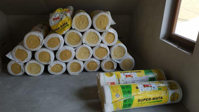 Wełna ISOVER Super Mata 033 10cm