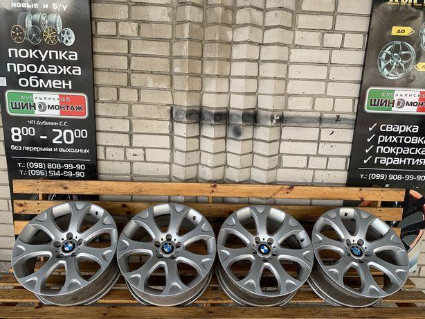 99 Оригинальные литые диски BMW X5 5/120 R19