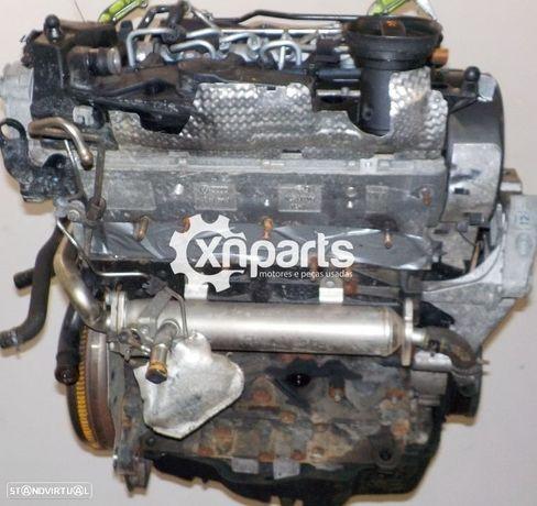 Motor SKODA YETI (5L) 2.0 TDI 4x4 | 05.09 - 12.17 Usado REF. CEGA
