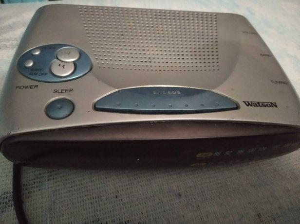 Radio- budzik -czas