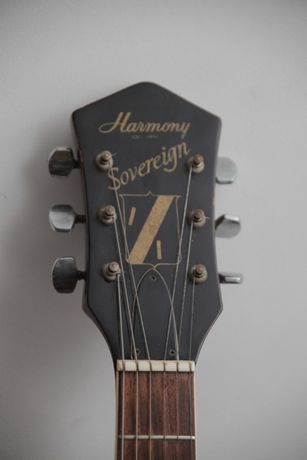 Акустическая гитара Harmony Sovereign H6561