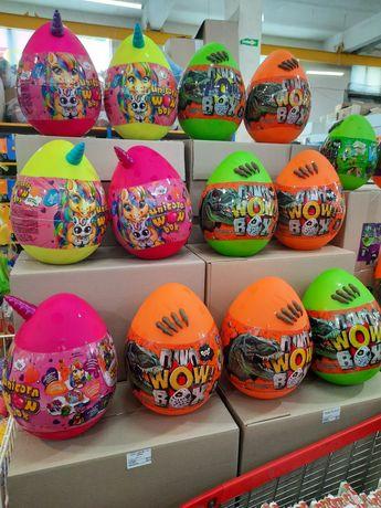 Яйцо сюрприз! Dino BOX!