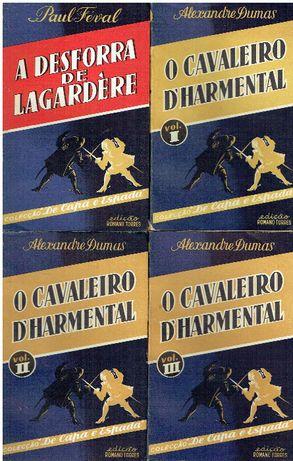 """7693 - Colecção """"De Capa e espada """" da Romano Torres"""