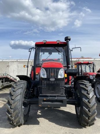 Трактор YTO ELX 1054 с совместной ванной гидравлики, кабина новая