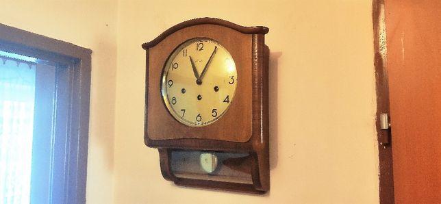 Zegar ścienny Mauthe - kwadransowy z melodią Westminster