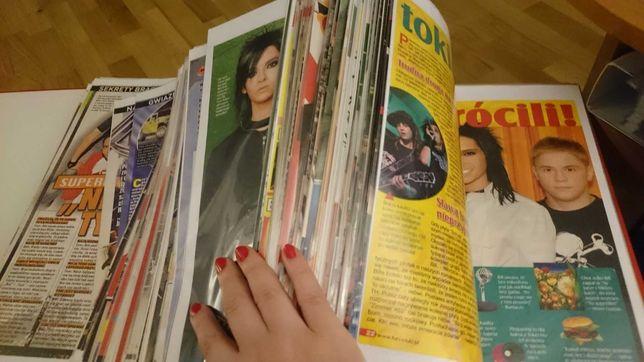 Tokio Hotel 90Artykułów + Gazeta + Plakaty