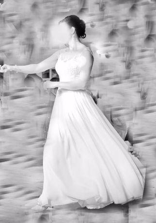 Suknia ślubna Scotta - rozmiar 38