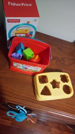 Jogo novo com caixa incluído 10 peças