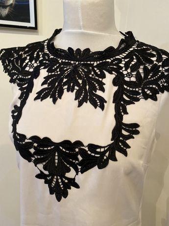 Oasis Zalando sukienka z koronka nowa L 40