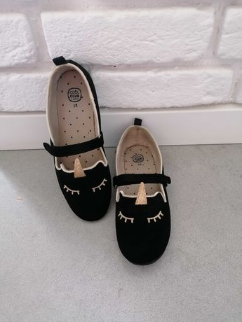 Pantofelki balerinki Cool Club