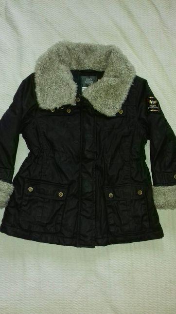 Детская куртка Авиатор Out Wear by Lindex рост 104 см. Новая