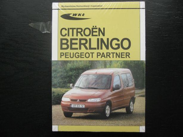 Peugeot Partner Sam Naprawiam Citroen Berlingo
