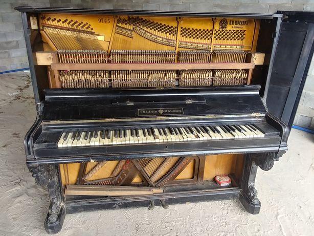 Pianino niemieckie sprzedam fortepian