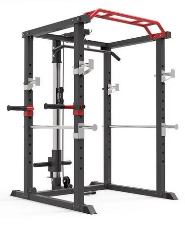 Power rack Musculação novos em caixa, Jaula, Squat, Agachamento