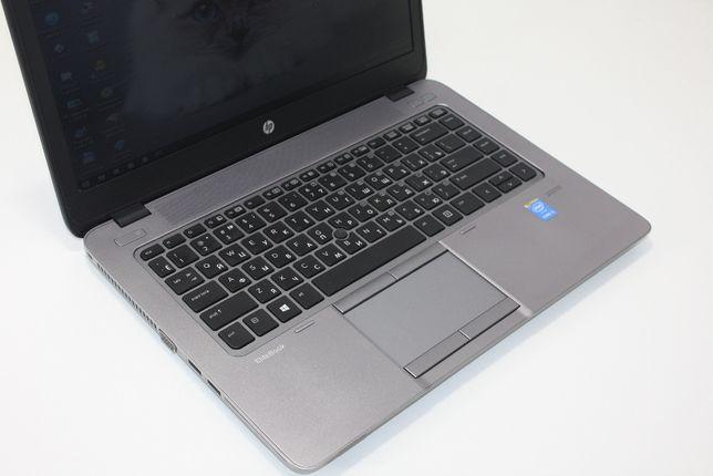"Бизнес ноутбук премиум серии HP Elitebook 840 - 14"", i5, SSD 240Gb"